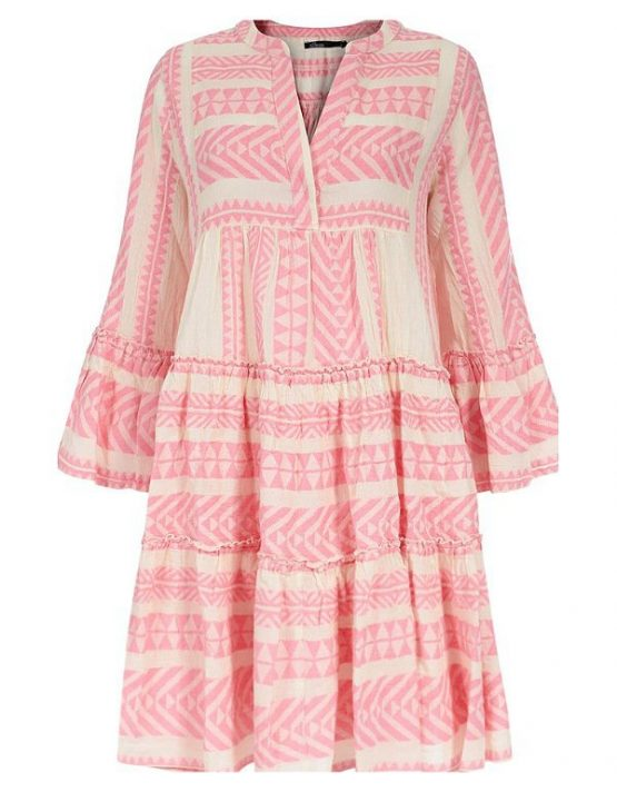 devotion twins dress pink ella dress