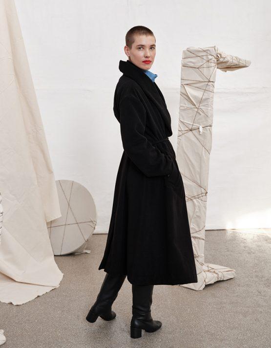 Ioanna kourbela outer perfection coat